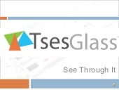 Tses glass development_presentation...