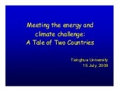 Meeting the energy and climate chal...