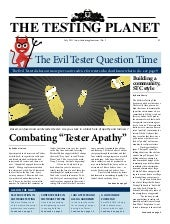 The Testing Planet - Issue 5