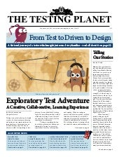 The Testing Planet Issue 9