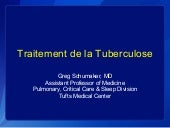 Tuberculosis Treatment (French) Sym...
