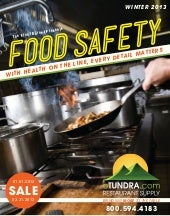 The Front Burner: Food Safety, With...