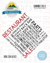 The Front Burner: Restaurant Sale f...