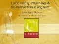 Turnkey Lab Construction by Longo (Iona Prep Chemistry & Biology Labs)
