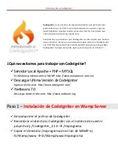 Tutorial CodeIgniter + Netbeans 7