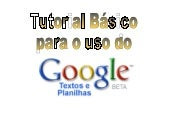 Tutorial - Google Docs