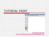 Tutorial Paint