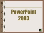 Tutorial - PowerPoint 2003 - Prof. GC