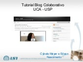 Tutorial blog colaborativo