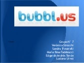 Tutorial bubble.us