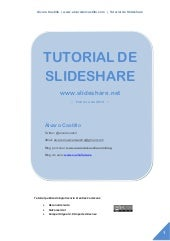 Tutorial de slide share