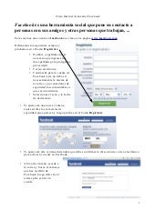 Tutorial facebook 2012