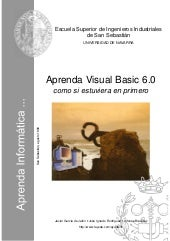 Tutoria visual c++ 6.0