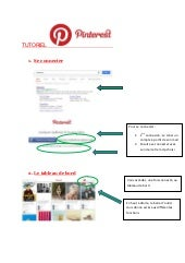 Tutoriel pinterest
