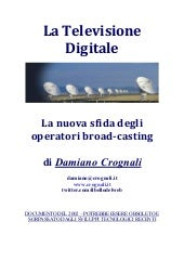 Televisione Digitale - Nuovi Media