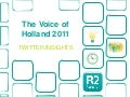 The voice of holland 2011