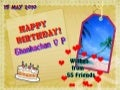 Happy Birthday! Thankachan V P