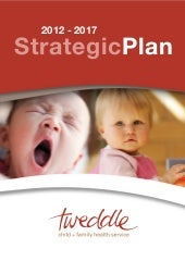 Tweddle's Strategic Plan 2012 - 2017