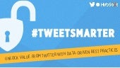 #TweetSmarter with Data-Driven Insights from Twitter and HubSpot