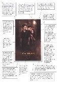 Twilight film poster analysis