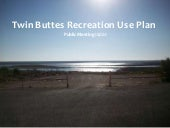 Twin Buttes Public Meeting 12-1-11 ...