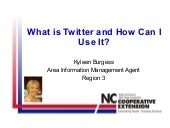 What is Twitter and How Can I use It?
