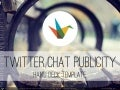 Twitter Chat Publicity Template