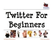 Twitter for-beginners  by  www.jobb...