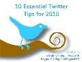 Twitter Essentials for Real Estate Professionals