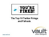 The Top 10 Twitter Firings and Fall...