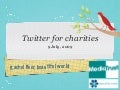 Twitter for charities - an introduction