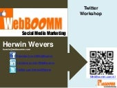 Twitter Workshop Online