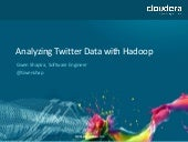 Twitter with hadoop for oow