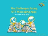 The Challenges Facing OTT Messaging Apps