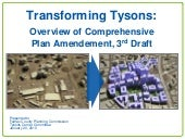 Tysons Comprehensive Plan Amendment...