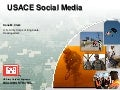 U.S. Army Corps of Engineers & Social Media