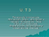 U. T 3 Microscopio Optico. Preparac...