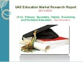 Vocational Technical Education Market Growth in UAE: Research Report