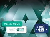 ACTE Around the World in 80 Hours -...