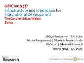 Ubicomp4D: Interaction and Infrastr...