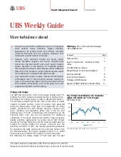 Ubs Weekly Guide 6 13 11