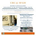 Highly Specialized Care for Patients: San Francisco's General Hospital Clinical Research Services