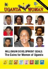 Uganda Woman Magazine October 2013