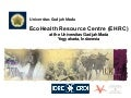 EcoHealth Resource Centre (EHRC) at the Universitas Gadjah Mada Yogyakarta, Indonesia