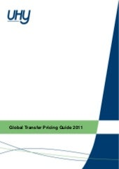 Uhy global-transfer-pricing-guide-2011