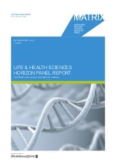 Life & health Sciences Horizon Pane...