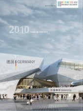 Annual Report 2010 of Nemetschek AG