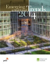 2014 ULI Emerging Trends in Real Es...