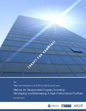 Metrics for Responsible Property In...