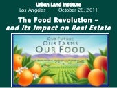 The Food Revolution and Its Impact ...